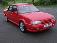1991 MG Montego Overview
