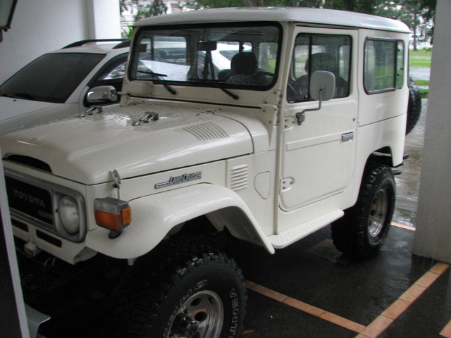 Picture of 1983 Toyota Land Cruiser, exterior
