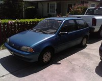 Picture of 1990 Geo Metro 2 Dr LSi Hatchback, exterior