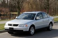 2001 Volkswagen Passat Picture Gallery
