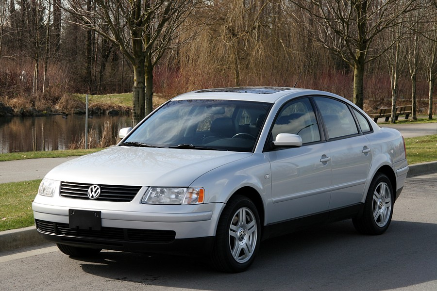 Picture of 2001 Volkswagen Passat