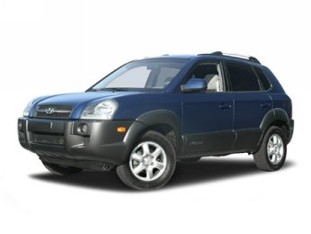 Picture of 2005 Hyundai Tucson GL 4WD