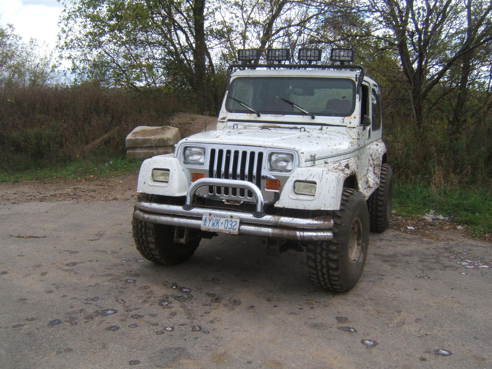 fender replacement. - jeepforum