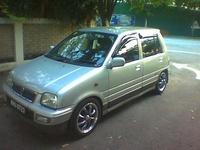 2000 Perodua Kancil Overview