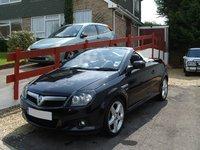 2005 Vauxhall Tigra Overview