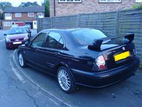 Picture of 2003 MG ZS, exterior, gallery_worthy