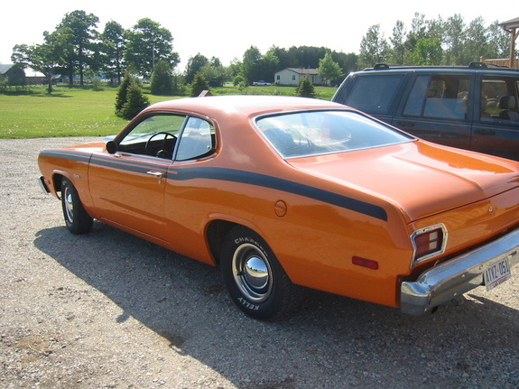 Picture of 1974 Plymouth Duster, exterior, gallery_worthy