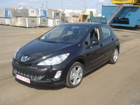 2008 Peugeot 308 Overview