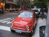 1965 FIAT 500 Overview