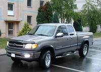 2002 Toyota Tundra 4 Dr SR5 V6 Extended Cab SB picture, exterior