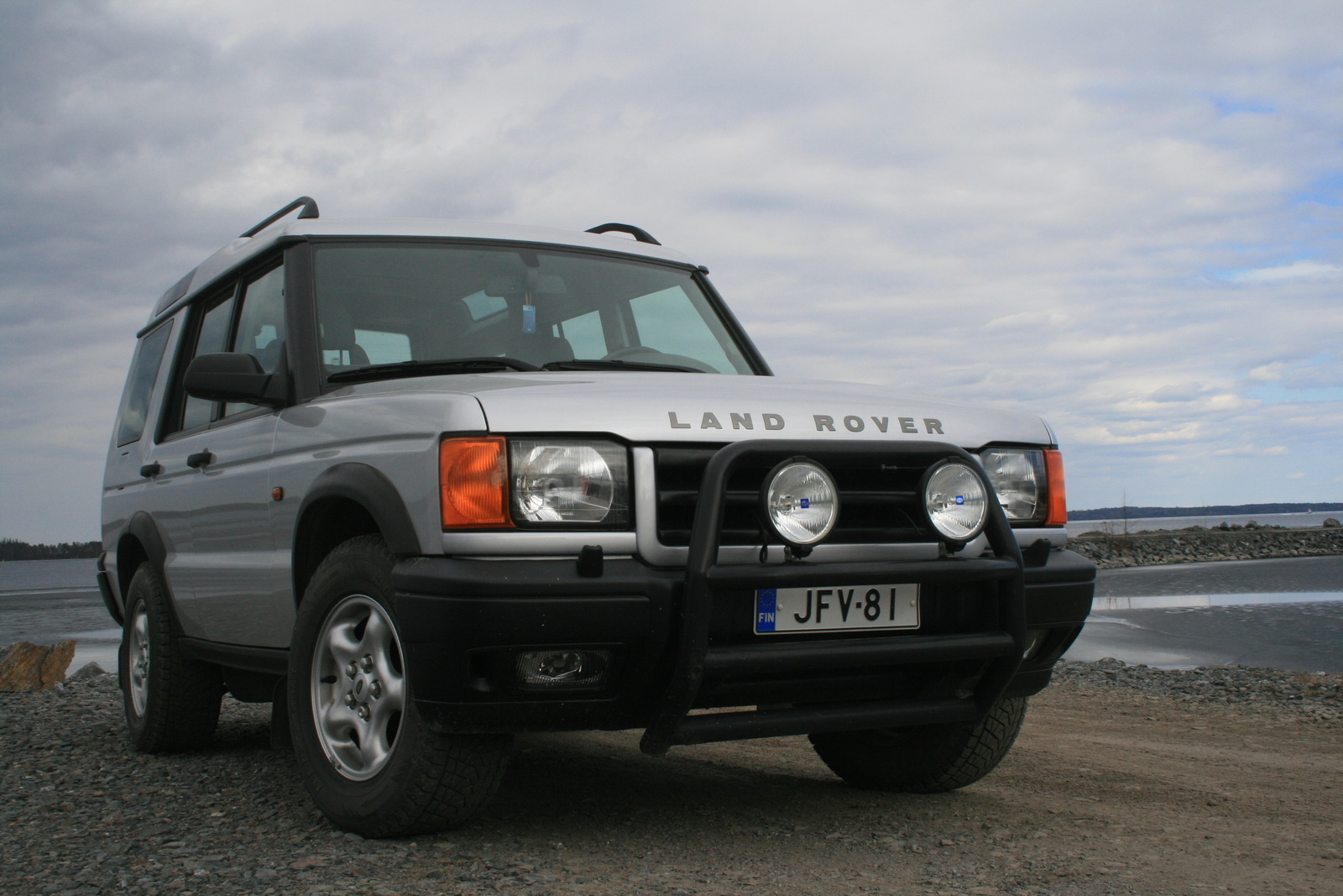 Who Owns Land Rover >> 2002 Land Rover Discovery Series II - Pictures - CarGurus