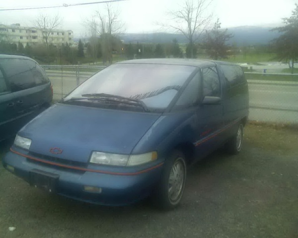 Picture of 1990 Chevrolet Lumina Minivan 3 Dr CL Passenger Van