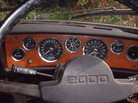 Picture of 1969 Triumph 2000, interior