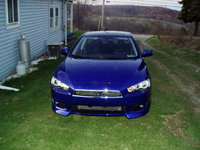 Picture of 2008 Mitsubishi Lancer GTS, exterior