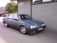 Picture of 1986 Volvo 740, exterior