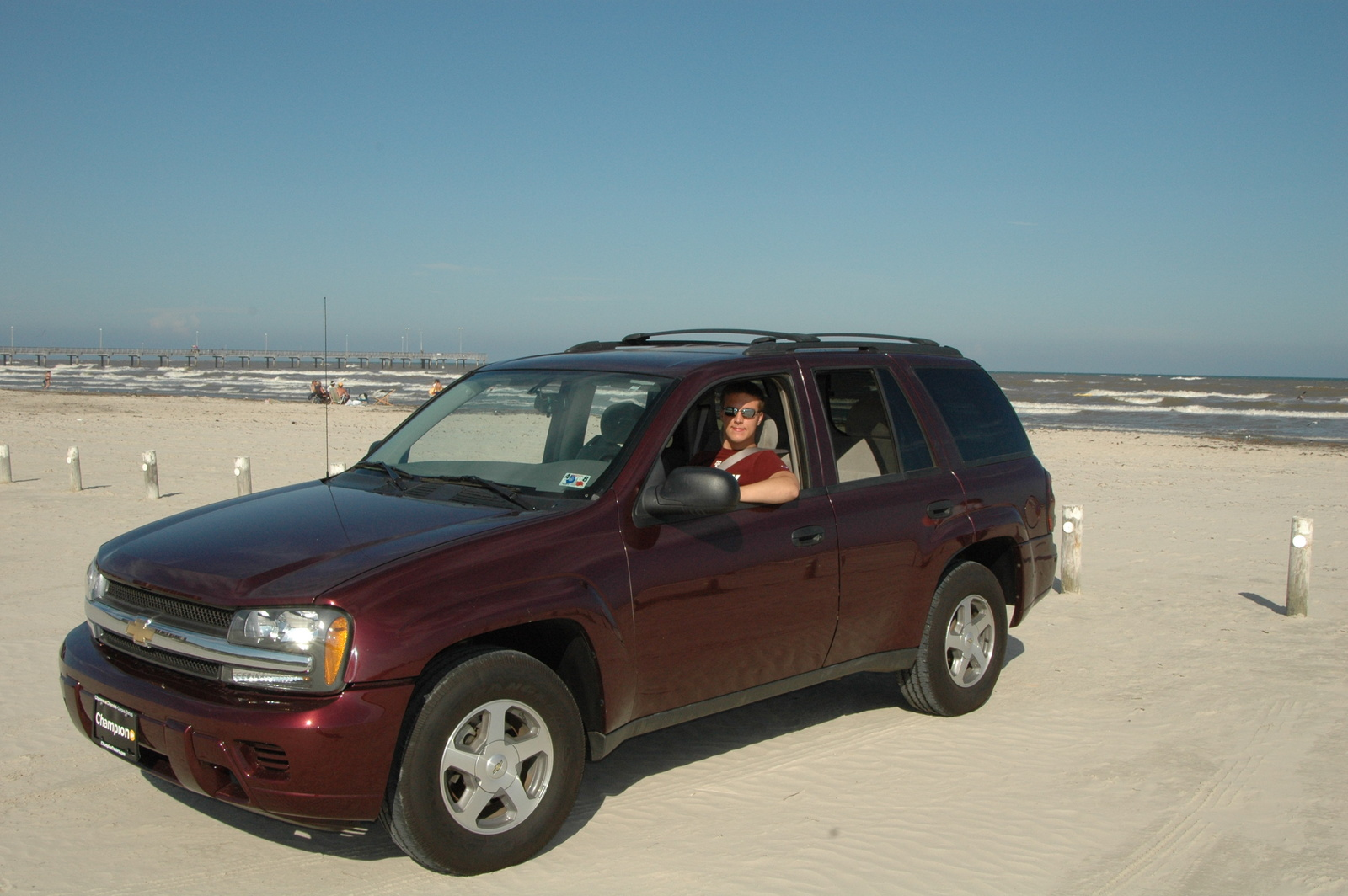 2006 Chevrolet TrailBlazer LS 4WD - Pictures - 2006 Chevrolet ...