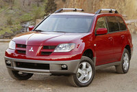 Picture of 2004 Mitsubishi Outlander XLS AWD, exterior, gallery_worthy