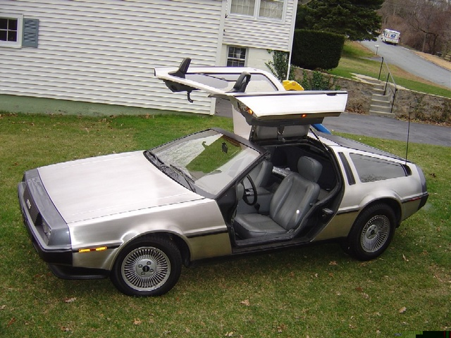Picture of 1981 Delorean DMC-12