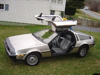 1981 Delorean DMC-12 Overview