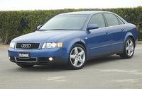 2002 Audi A4 picture, exterior
