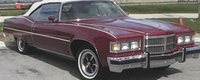 1975 Pontiac Bonneville Overview