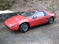 1984 Pontiac Fiero Overview