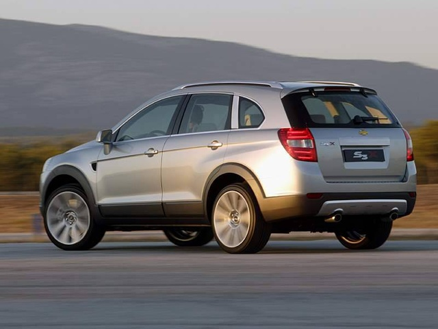 Picture of 2008 Chevrolet Captiva Sport, exterior, gallery_worthy