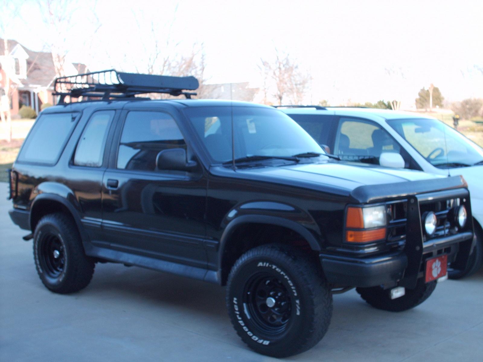 1994 Ford Explorer Exterior Pictures Cargurus