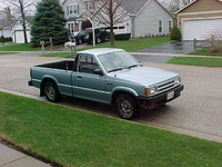 Picture of 1986 Mazda B2000, exterior