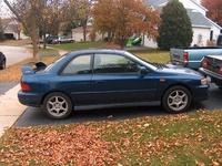 1996 Subaru Impreza, 2001 Subaru Impreza 2.5 RS Coupe picture, exterior
