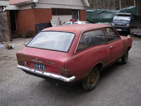 1969 Vauxhall Viva Overview