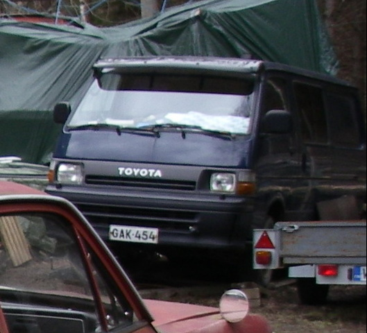 Picture of 1991 Toyota Hiace