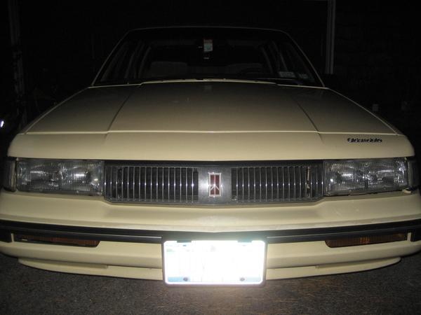 Oldsmobile Cutlass Ciera 1992. 1992 Oldsmobile Cutlass Ciera