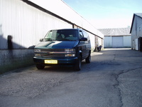 Picture of 1996 Chevrolet Astro, exterior