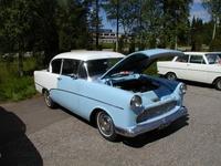 1957 Opel Rekord Overview