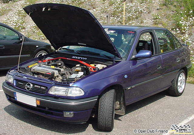 Picture of 1997 Opel Astra, exterior, engine, gallery_worthy