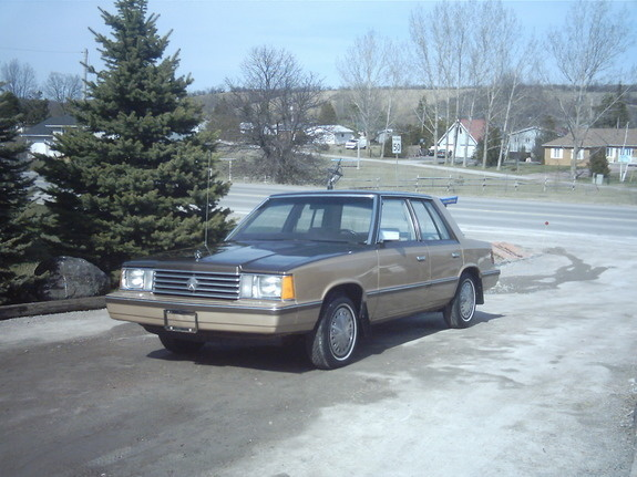 Picture of 1984 Dodge Aries