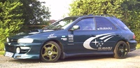 Picture of 1994 Subaru Impreza 4 Dr L AWD Wagon, exterior
