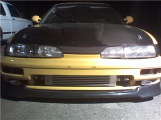 Speed 1990 1993 Acura Integra Front Bumper Legend:Acura Car Gallery