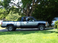 1996 Chevrolet C/K 2500 Ext. Cab 8-ft. Bed 4WD picture, exterior