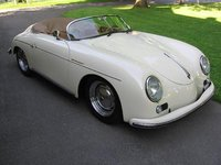 1956 Porsche 356 Overview