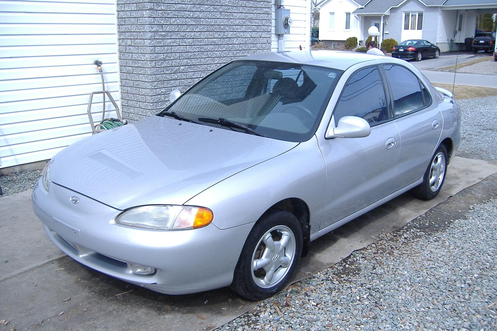 1998 Hyundai Elantra Pictures Cargurus