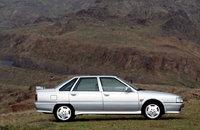 1993 Renault 21 Overview