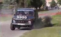 1986 Lada Niva Overview