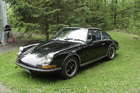 1970 Porsche 911 Overview
