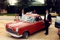1960 Ford Zephyr Overview