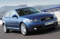 2003 Audi A3 Overview