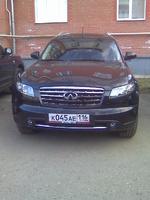 Picture of 2008 Infiniti FX45, exterior