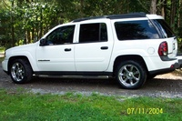 2004 Chevrolet TrailBlazer EXT LT SUV, 2004 Chevrolet TrailBlazer EXT 4 Dr LT SUV picture, exterior
