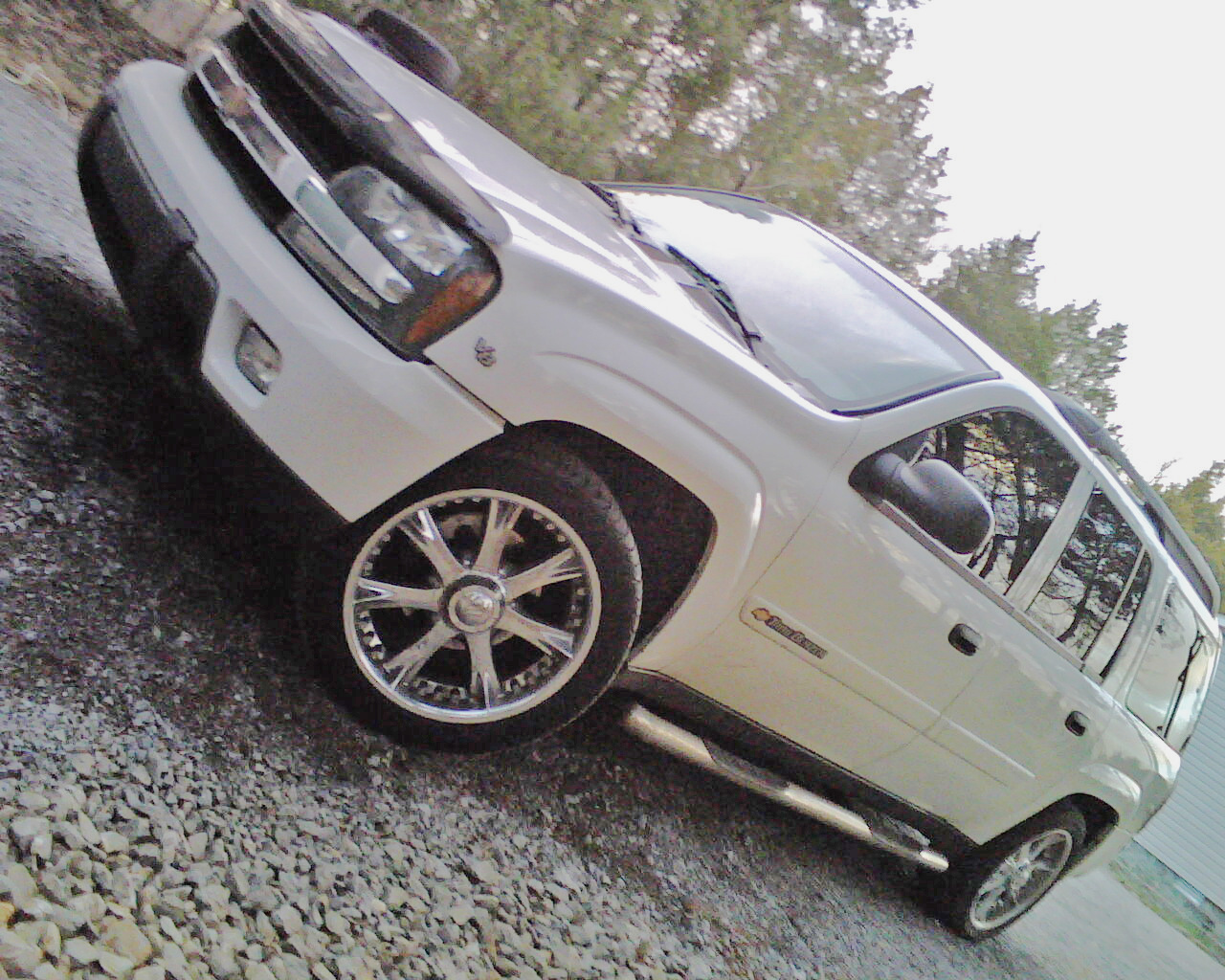 trailblazer 2004 engine